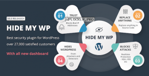 Hide My WP v6.2.2 – Amazing Security Plugin for WordPress!