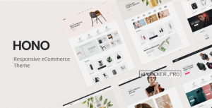 Hono v1.0 – Multipurpose WooCommerce WordPress Theme