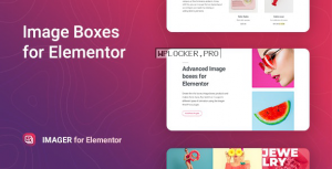 Imager v1.0.1 – Advanced Image-Box for Elementor