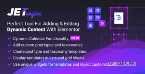 JetEngine v2.5.5 – Adding & Editing Dynamic Content