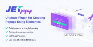 JetPopup v1.4.2 – Popup Addon for Elementor