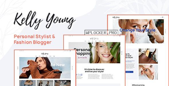 Kelly Young v1.0 – Personal Stylist WordPress Theme
