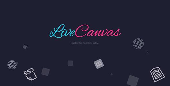 LiveCanvas v1.8.2 – Pure HTML and CSS WordPress builder