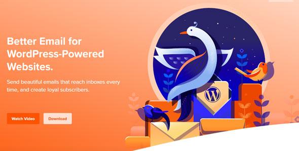 Mailpoet Premium v3.55.0 – WordPress Plugin
