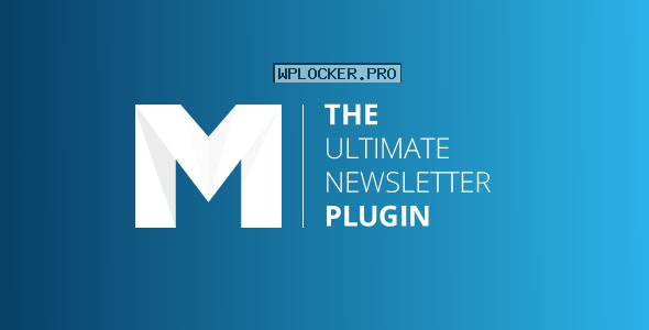 Mailster v2.4.15 – Email Newsletter Plugin for WordPress