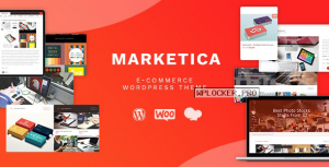 Marketica v4.6.6 – Marketplace WordPress Theme