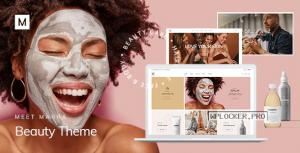Marra v1.0 – Beauty WordPress Theme