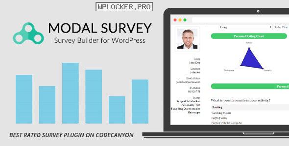 Modal Survey v2.0.1.7 – Poll, Survey & Quiz Plugin