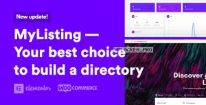 MyListing v2.6 – Directory & Listing WordPress Theme