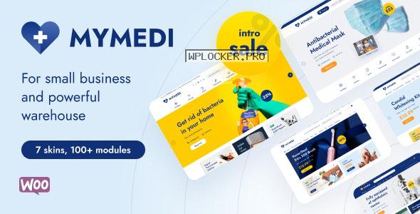 MyMedi v1.0.2 – Responsive WooCommerce WordPress Theme