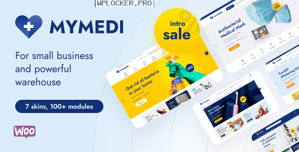 MyMedi v1.0.3 – Responsive WooCommerce WordPress Theme