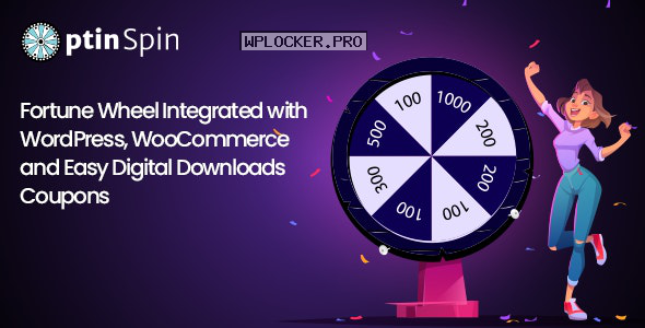 OptinSpin v2.1.7 – Fortune Wheel Integrated With WordPress