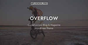 Overflow v1.4.6 – Contemporary Blog & Magazine Theme