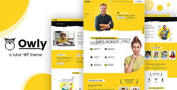Owly v2.1 – Tutor, Training WordPress, elearning Theme