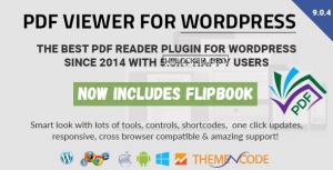 PDF viewer for WordPress v9.0.4