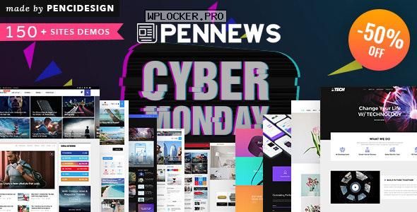 PenNews v6.6.0 – News/ Magazine/ Business/ Portfolio