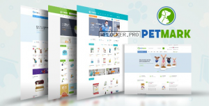 PetMark v1.1.8 – Responsive WooCommerce WordPress Theme
