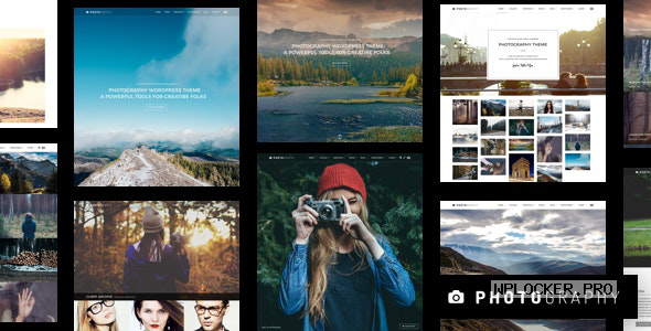Photography v6.9 – Responsive Photography Theme