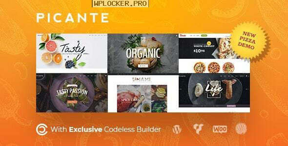 Picante v2.2 – Restaurant WordPress