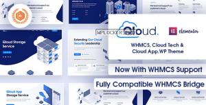 Qloud v1.8 – Cloud Computing, Apps & Server WordPress Theme