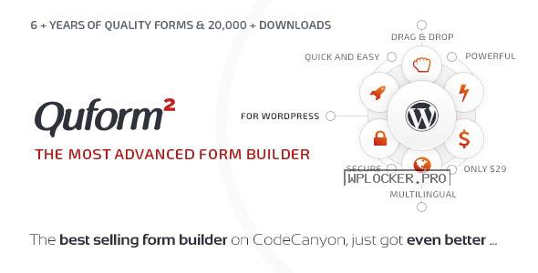 Quform v2.13.0 – WordPress Form Builder