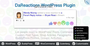 Reactions WordPress Plugin v3.12.0