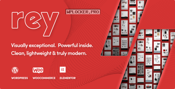 Rey v1.8.0 – Fashion & Clothing, Furniture