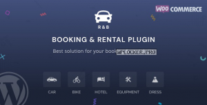 RnB v10.0.4 – WooCommerce Rental & Bookings System