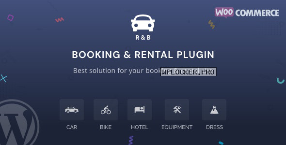RnB v10.0.4 – WooCommerce Rental & Bookings System
