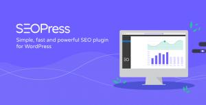 SEOPress PRO v4.1.4 – WordPress SEO plugin