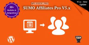 SUMO Affiliates Pro v7.0 – WordPress Affiliate Plugin
