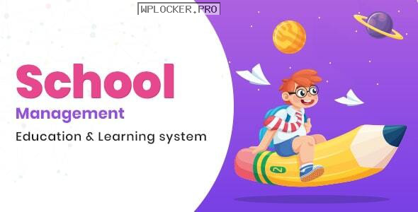 School Management v6.6 – Education & Learning Management system for WordPress