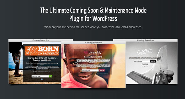 SeedPro v6.0.9.0 – Comming Soon Pro Plugin
