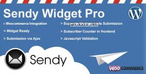 Sendy Widget Pro v3.4.8