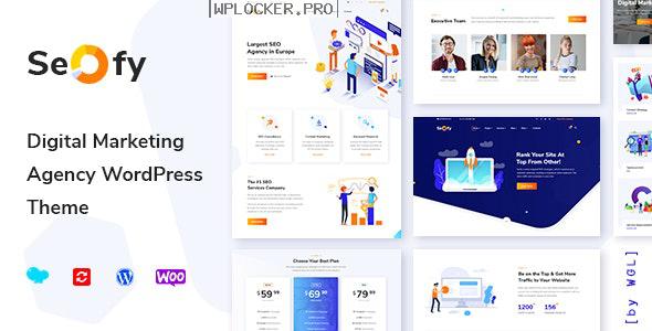 Seofy v1.5.15 – Digital Marketing Agency WordPress Theme