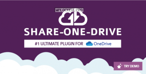 Share-one-Drive v1.12.13 – OneDrive plugin for WordPress