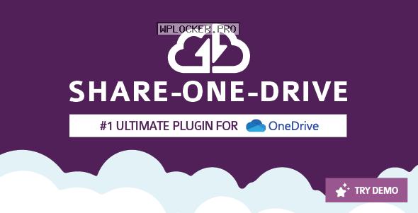 Share-one-Drive v1.12.13 – OneDrive plugin for WordPress
