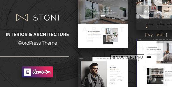 Stoni v1.1.0 – Architecture Agency WordPress Theme