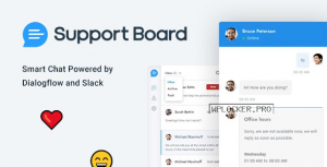 Support Board v3.1.2 – Chat WordPress Plugin – Chat & Support
