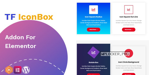 TF IconBox Addon for elementor v1.0.2