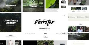 The Forester v1.4.9 – WordPress Minimalist Portfolio Theme