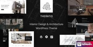Theratio v1.1.3.2 – Architecture & Interior Design Elementor