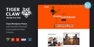 Tiger Claw v1.1.2 – Martial Arts School and Fitness Center