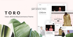 Toro v1.1.6 – Clean, Minimal WooCommerce Theme