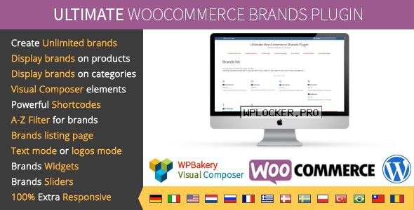 Ultimate WooCommerce Brands Plugin v1.8