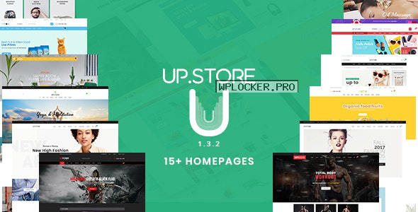 UpStore v1.3.2 – Responsive Multi-Purpose Theme