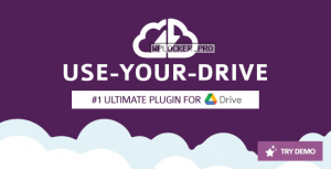 Use-your-Drive v1.15.14 – Google Drive plugin for WordPress