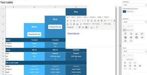 WP Table Manager v2.7.4 – The WordPress Table Editor Plugin