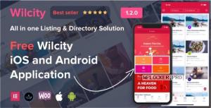 Wilcity v1.3.1 – Directory Listing WordPress Theme + App