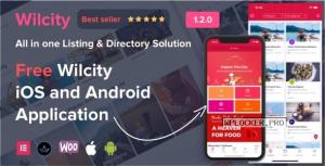 Wilcity v1.3.3 – Directory Listing WordPress Theme + App